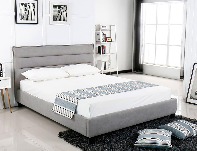 Canapé con cabecero modero modelo Rodas con arcón abatible - MERKAHOME